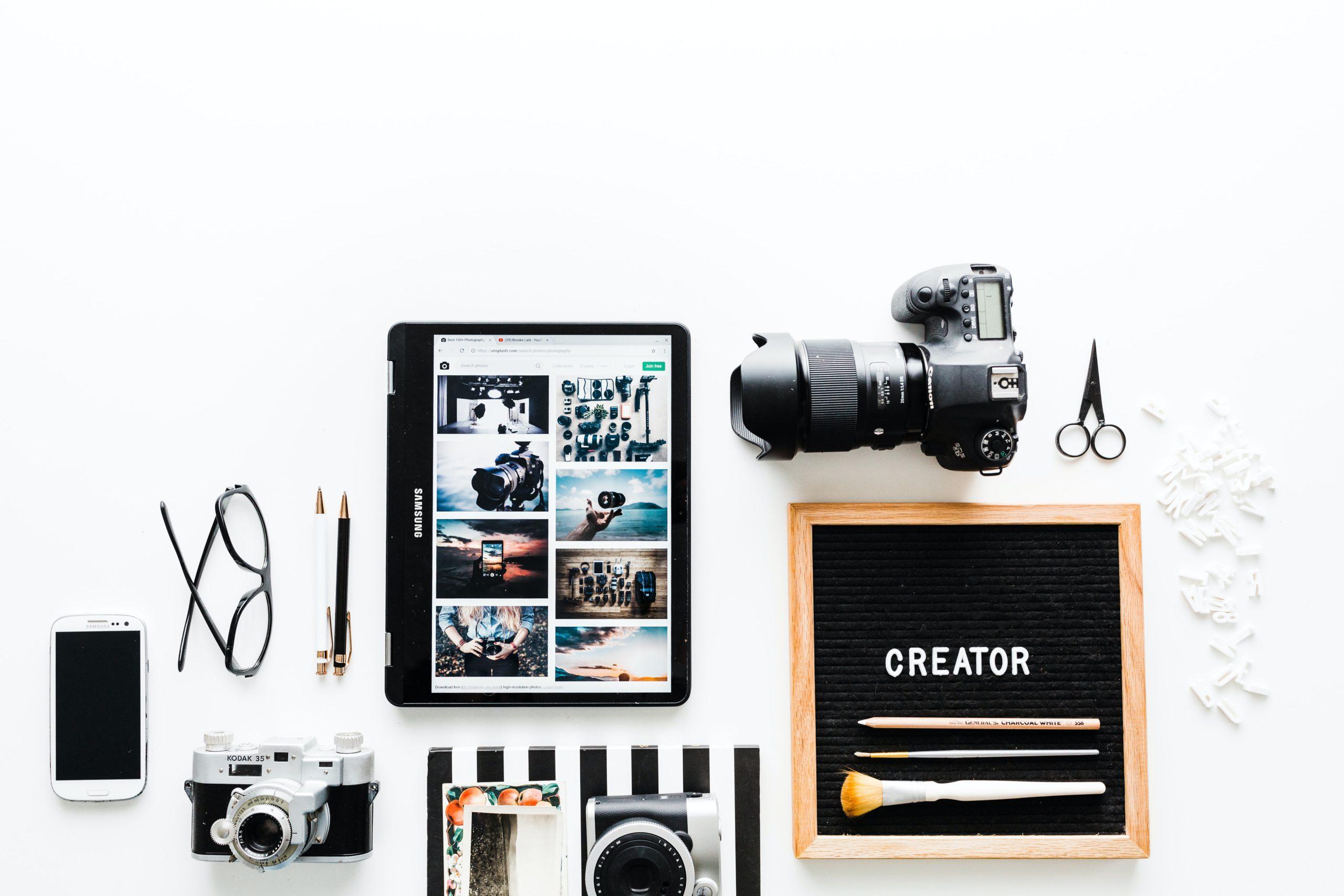 hilfreiche Tools für dein Foto-Business